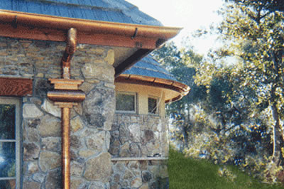 Gutters And Downspouts Rcd Of Monterey County
