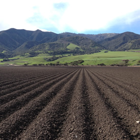 Natural resources management in monterey county for Natural resources soil uses
